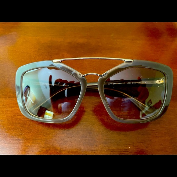 PRADA Sunglasses- taupe color